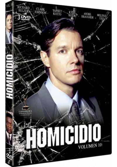 Pack Homicidio Vol. 10 (Homicide: Life on the Street)