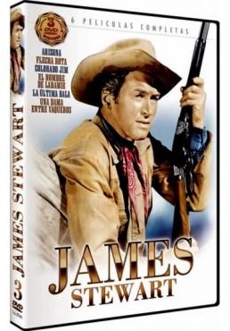 Pack James Stewart 6 Largometrajes
