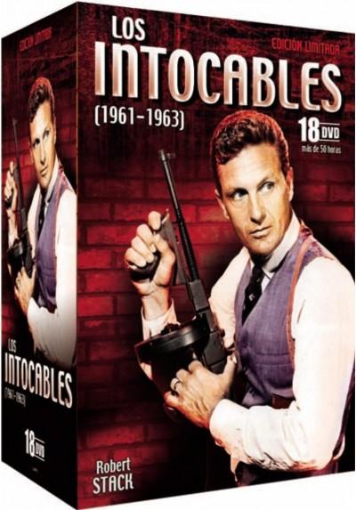 Pack Los Intocables (Ed.Limitada)