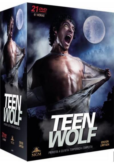 Pack Teen Wolf (Temporadas Primera a la Quinta completas)
