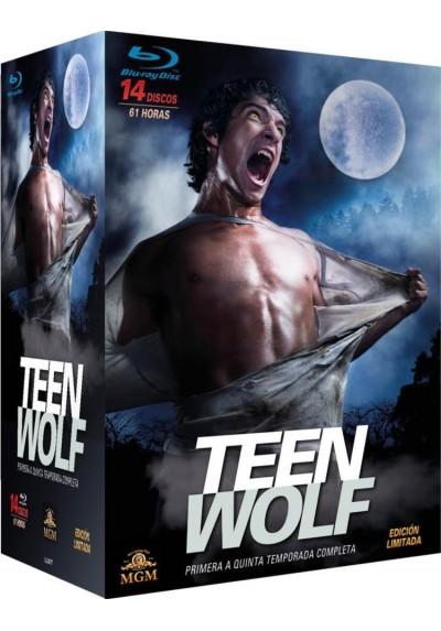 Pack Teen Wolf (Temporadas Primera a la Quinta completas) (Blu-Ray)