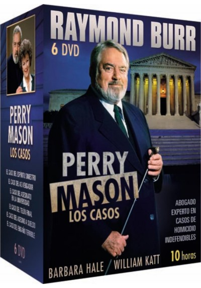 Pack Perry Mason: Los Casos (A Long Way Off)