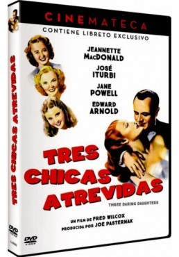Cinemateca: Tres Chicas Atrevidas (Three Daring Daughters) (V.O.S)