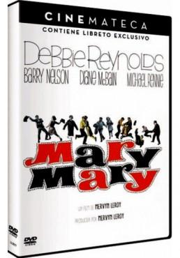 Cinemateca: Mary, Mary (V.O.S)