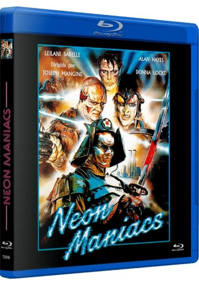 Neon Maniacs (Blu-Ray)