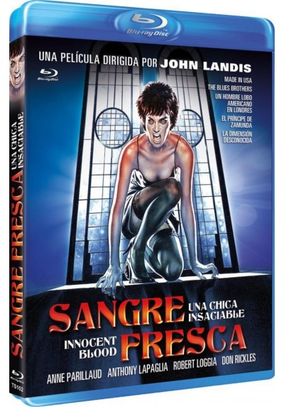 Sangre Fresca (Blu-Ray) (Innocent Blood)