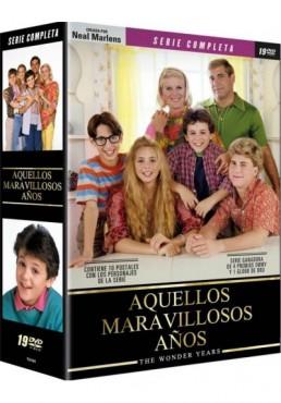 Aquellos Maravillosos Años - Serie Completa (The Wonder Years)