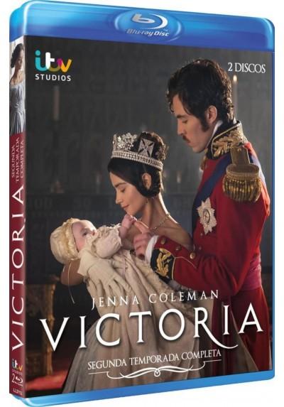 Victoria - 2ª Temporada (Blu-Ray)