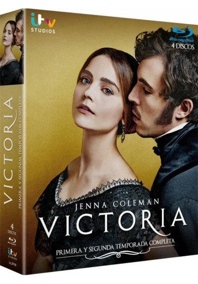 Pack Victoria - 1ª Y 2ª Temporada (Blu-ray)