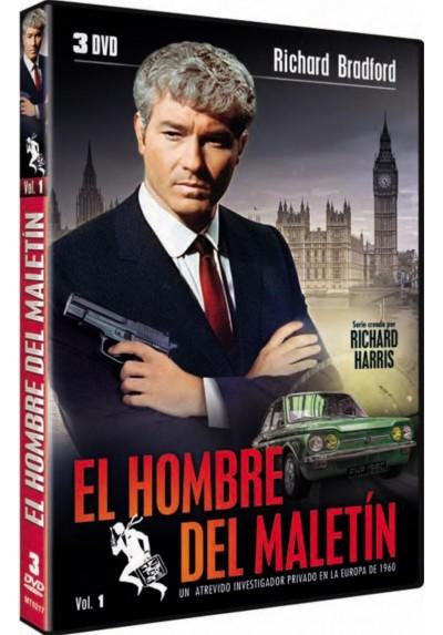 El Hombre Del Maletin-Vol. 1 (Man In A Suitcase)