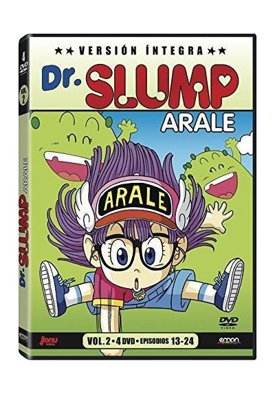 Dr. Slump - Vol. 2 (Episodios 13 A 24) (Dokutâ Surampu)