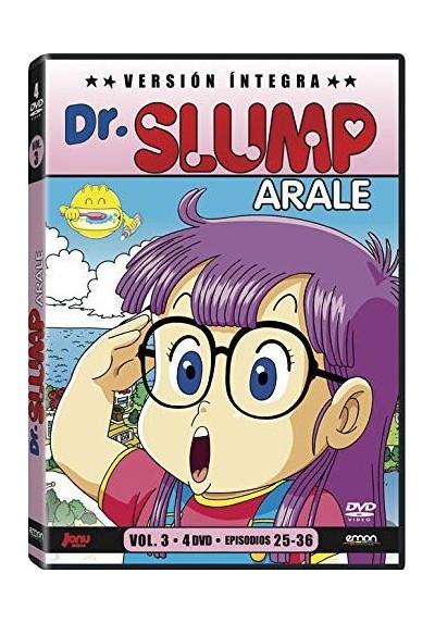 Dr. Slump - Vol. 3 (Episodios 25 A 36) (Dokutâ Surampu)
