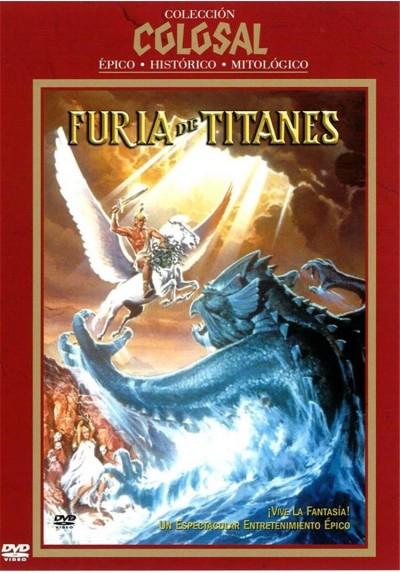 Furia de Titanes (Clash of the Titans)
