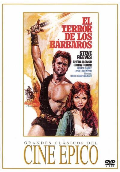 El Terror De Los Barbaros (Il Terrore Dei Barbari)