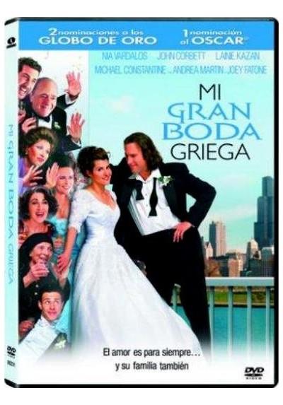 Mi Gran Boda Griega (My Big Fat Greek Wedding)