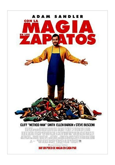 Con La Magia En Los Zapatos (The Cobbler)