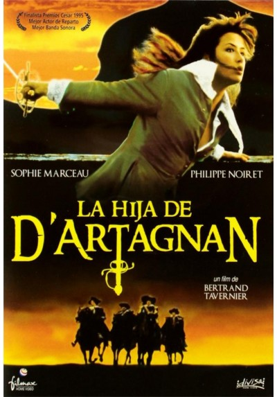 La hija de D'Artagnan (La fille de D'Artagnan)