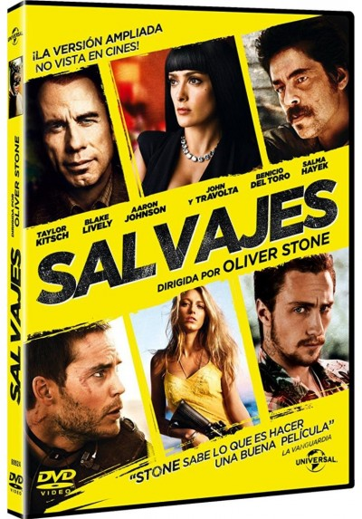 Salvajes (2012) (Savages)
