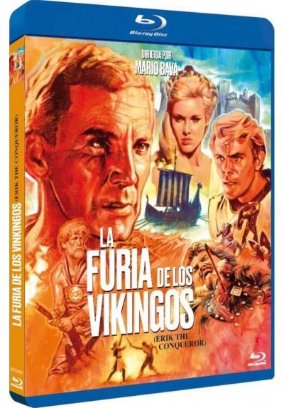 La Furia De Los Vikingos (Blu-Ray) (Bd-R) (Gli Invasori)