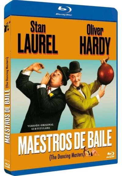 Maestros De Baile (V.O.S.) (Blu-Ray) (Bd-R) (The Dancing Masters)