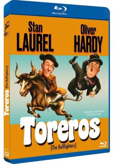 Toreros (V.O.S.) (Blu-Ray) (Bd-R) (The Bullfighters)