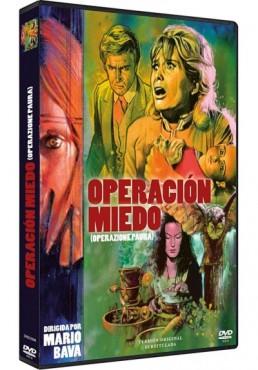Operacion Miedo (V.O.S.) (Dvd-R) (Operazione Paura)