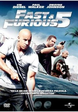 Fast & Furious 5 (A Todo Gas) (Fast Five)