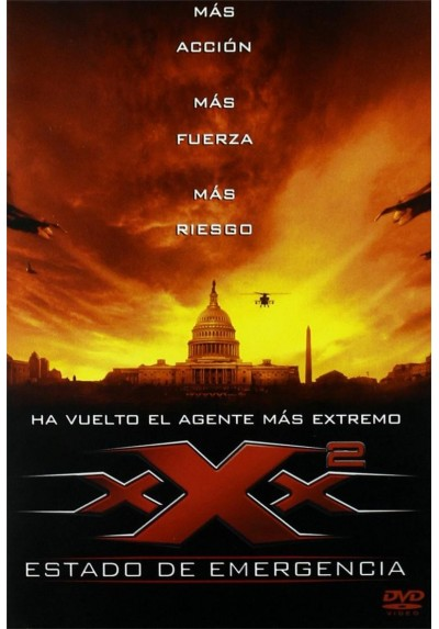 xXx 2, Estado de Emergencia (xXx2: State of the Union)