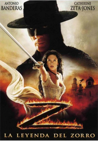 La Leyenda Del Zorro (The Legend Of Zorro)