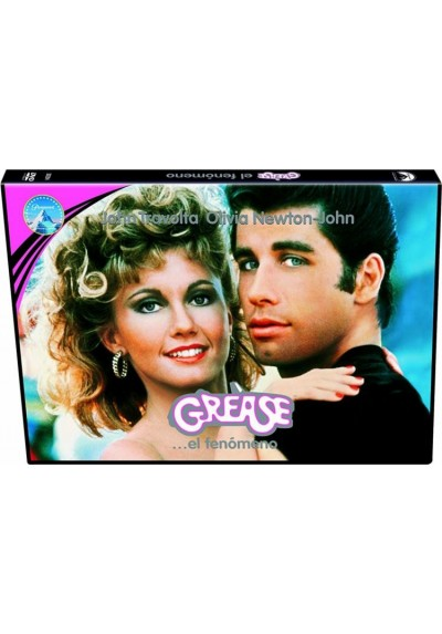 Grease (Ed. Horizontal)