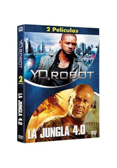 Pack Yo, Robot / La Jungla 4.0