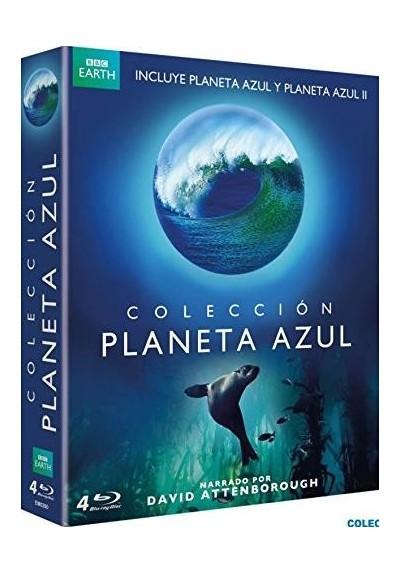 Planeta Azul I + II (Blu-ray)