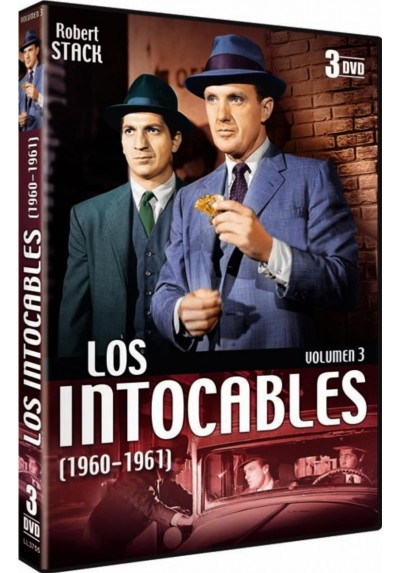 Los Intocables - Vol. 3 (The Untouchables)
