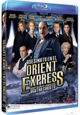 Asesinato En El Orient Express  (Murder On The Orient Express) (Blu-ray)