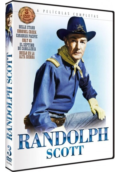 Recopilatorio Randolph Scott