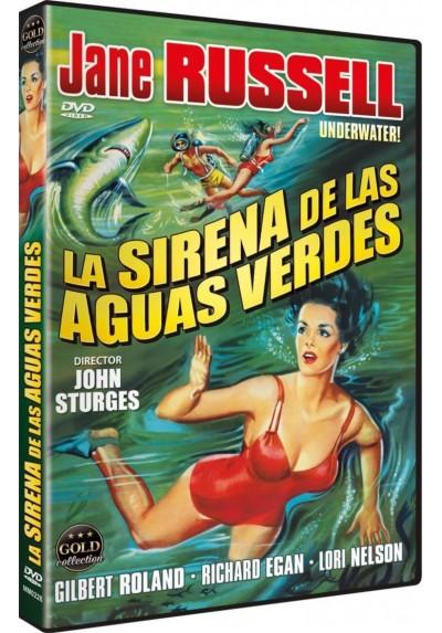 La Sirena de las Aguas Verdes (Underwater!)