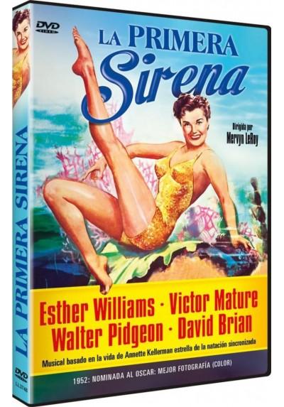 La Primera Sirena (Million Dollar Mermaid)