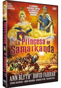 La Princesa de Samarkanda (The Golden Horde)