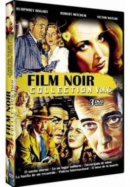 Film Noir Collection - Vol. 6