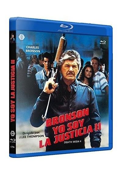 Yo Soy La Justicia 2 (Blu-Ray) (Death Wish II)
