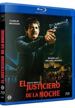 El Justiciero De La Noche (Blu-Ray) (Death Wish 3)