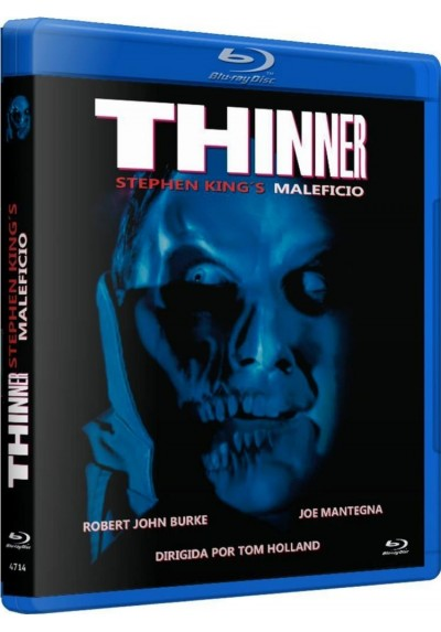 Thinner (Blu-Ray) (Maleficio)