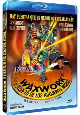 Waxwork, El Secreto De Los Agujeros Negros (Blu-Ray) (Waxwork II: Lost In Time)