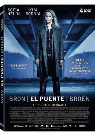Bron (El Puente) - 3ª Temporada