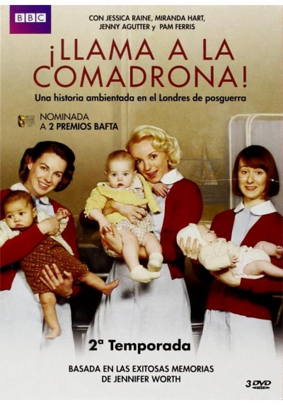 Llama A La Comadrona - 2ª Temporada (Call The Midwife)