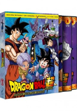 Dragon Ball Super - Box 1
