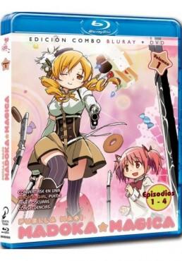 Puella Magi Madoka Magica - Vol. 1 (Blu-Ray + Dvd)