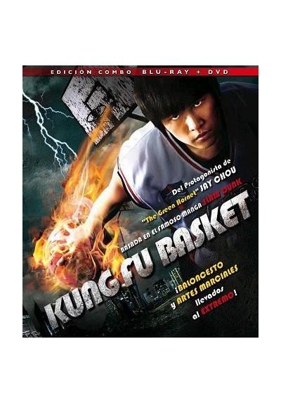Kung Fu Basket (Blu-Ray + Dvd) (Gong Fu Guan Lan)