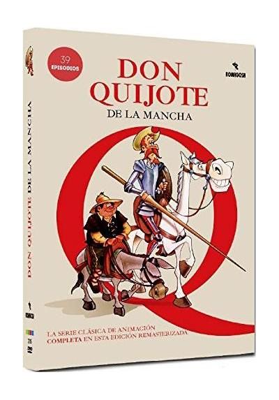 Don Quijote De La Mancha (Animación)
