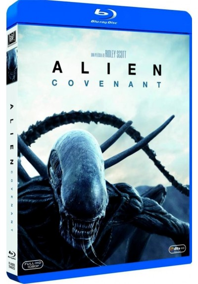 Alien : Covenant (Blu-Ray)